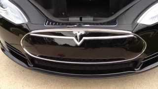 Tesla Motors Model S: Part 32 of Many! Nosecone Removal