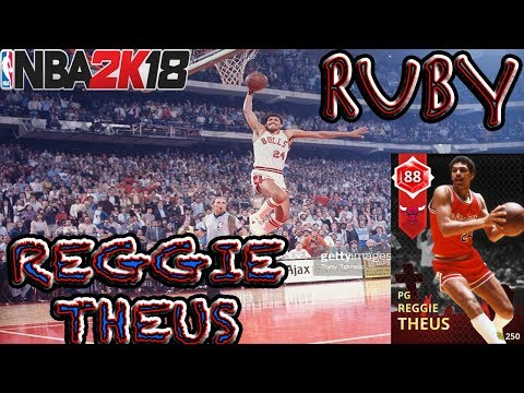 RUBY REGGIE THEUS TAKEOVER GONE WRONG!! | NBA 2K18 SUPER MAX GAMEPLAY