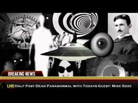 Creature caught on tape in Holland   Radio Broadcast Appearance with TheMusicmemorylane