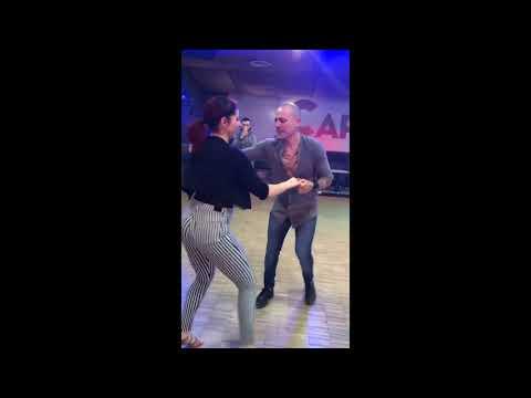 ✅ Salsa 419 - Fernando Sosa y Tatiana Bonaguro 🎵PEDRO NAVAJA🎶 ✅