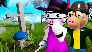 The End of George Pig?! A Roblox Piggy Movie (Book 2 Story)