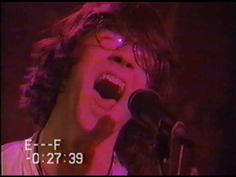 The New Music - St. John's, Newfoundland 11/27/1992