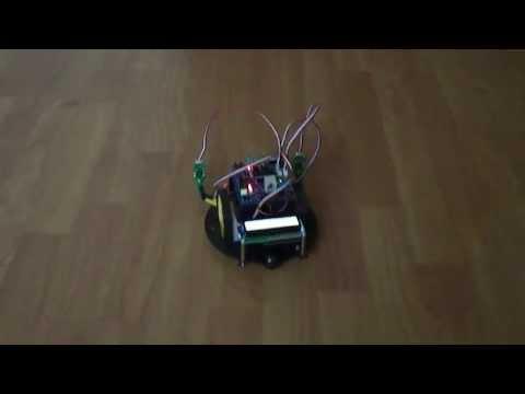 PopBot-robot
