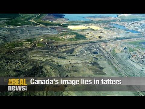 Canada's image lies in tatters