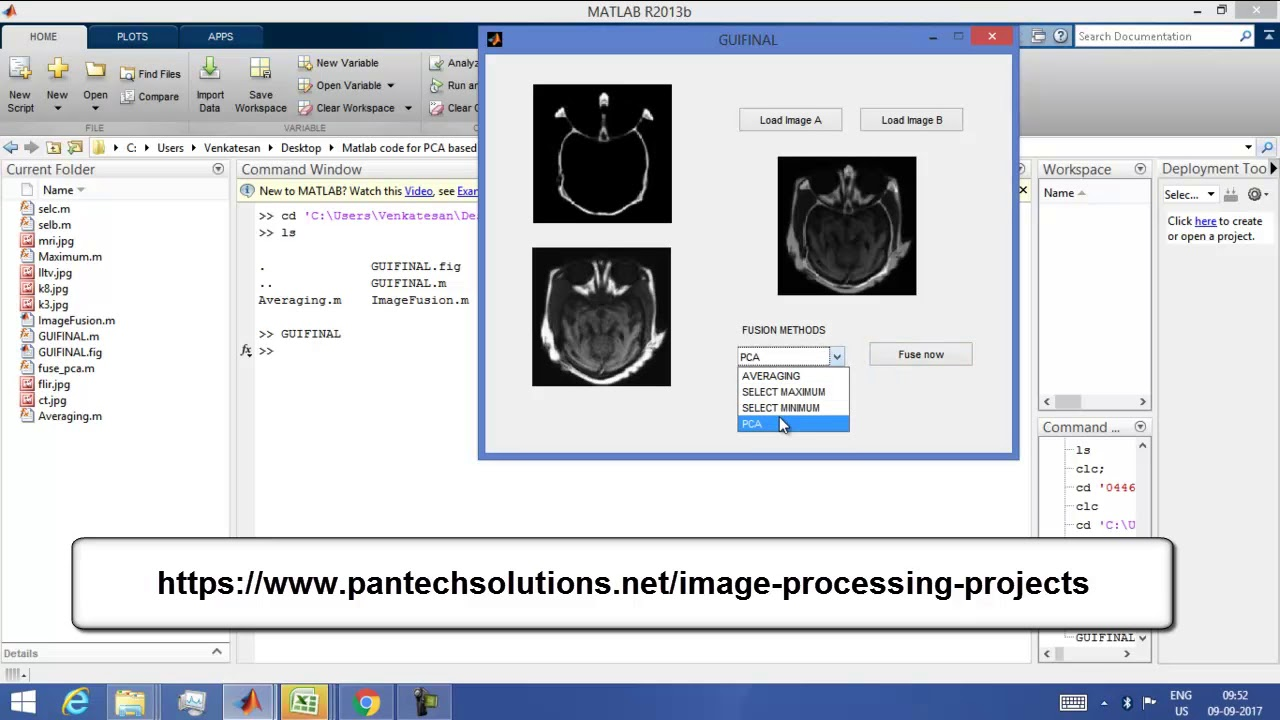 MATLAB BASED IMAGE PROCESSING PROJECTS | Pantech Blog