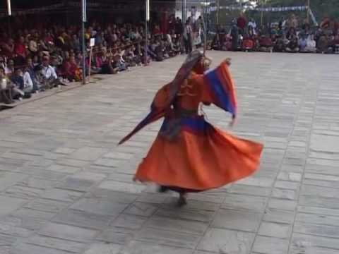 Stag Cultural Dance