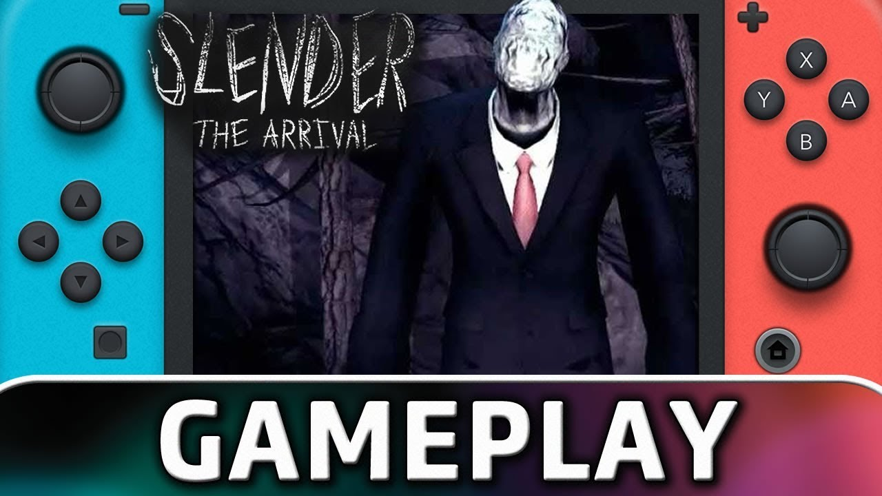 Slender: The Arrival | First 10 Minutes on Nintendo Switch