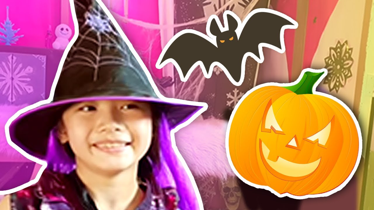 Bug's Halloween Story | Halloween House
