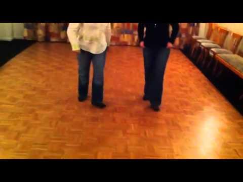 Queen of my heart country waltz line dance - YouTube ...
