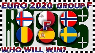 Euro 2020 Qualifiers Marble Race - Euro Group F