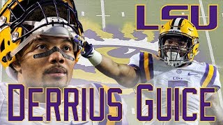 Derrius Guice LSU Runningback 2016-17 Highlights || Juice ||ᴴᴰ