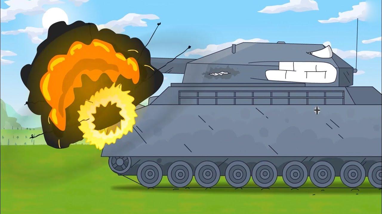 Dibujos animados sobre tanques de guerra carros - Dibujos de pared para ninos ...