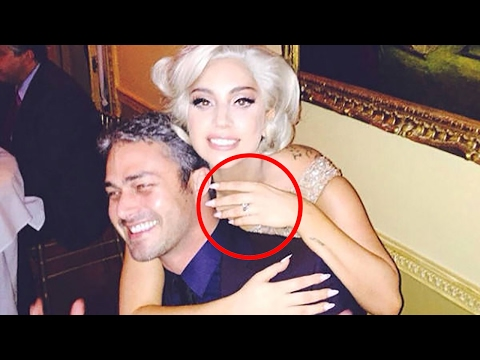 Lady Gaga Forced to Give Up Nearly $400,000 to Ex Taylor Kinney!!