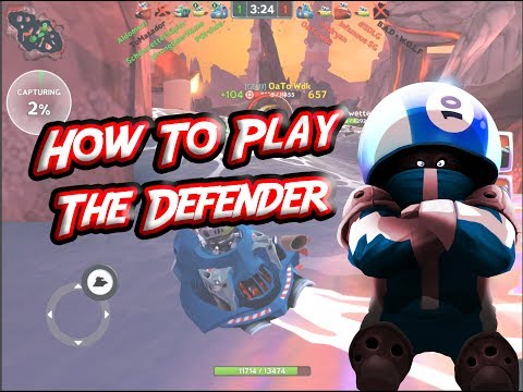 Battle Bay Guide with Porthos: How To Use A Defender