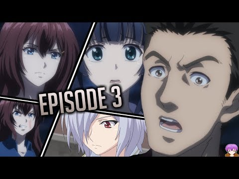 Finally Someone That's Smart - King's Game Episode 3 Anime Review