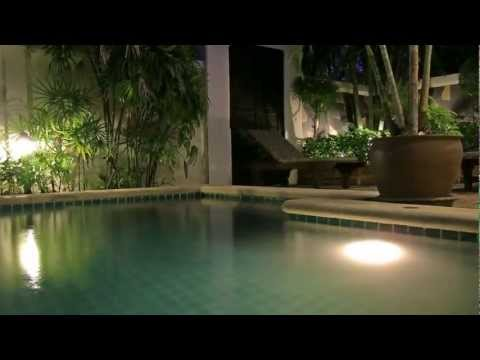 Pattaya Holiday Villas Rent - Private Swimming Pool