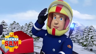 Fireman Sam 2017 Full Episode | The Big Chill 🚒 🔥 Cartoons for Children S8 Ep3