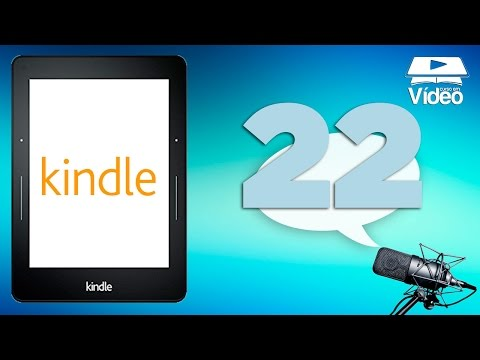 Análise do Kindle Voyage - CeV Responde #22