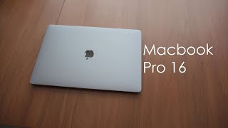 APPLE Macbook Pro 16 - 1 year later, still great?