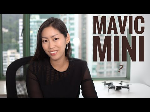 Mavic MINI? - DJI's Next Drone? | Spec comparison w/ Spark and Mavic Air