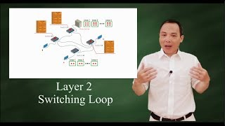 Layer 2 switching loop