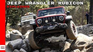 2018 Jeep Wrangler Rubicon & Mopar