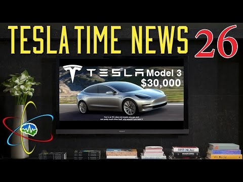 Tesla Time News 26 Commercial Contest