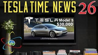 Tesla Time News 26 - Tesla Commercial Contest!
