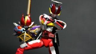 Toy Review: S.H. Figuarts Kamen Rider Den-O Liner Form