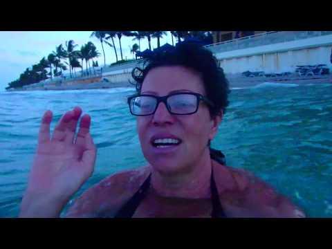 🔴 НОЧЬЮ в ОКЕАНЕ  🔴 ГОСТИНИЦА РЕСТОРАН West Palm beach Florida USA 10.07.2017