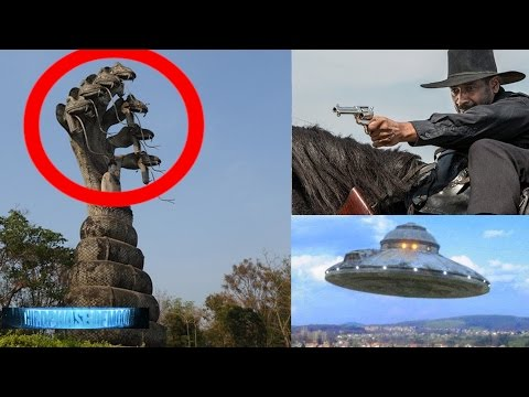 Rancher UFO Gun Battle With Aliens Roswell New Mexico!!? 7 Headed Snake Monster! 12/20/2016