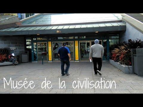Visite Au Musée De La Civilisation.