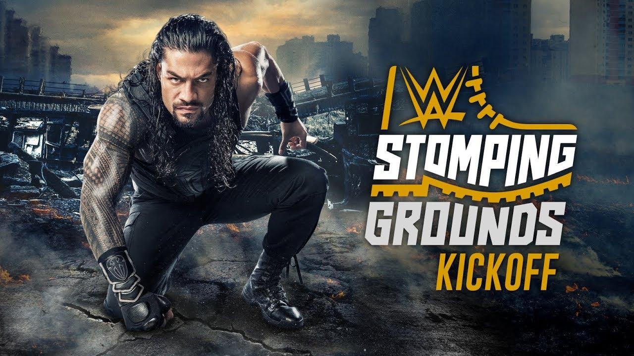 Ver WWE Stomping Grounds Kickoff: June 23, 2019 en Español