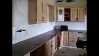 Building Countertops For Garage Cabinets