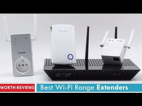 best extenders of 2018 wifi range booster youtube. Black Bedroom Furniture Sets. Home Design Ideas