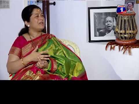 Vaishnavi Gangubai Hangal Interview - Part 1