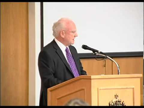 RICHARD CLARKE:  'Warfare in a New Domain'  - USNA 2012 McCain Conference
