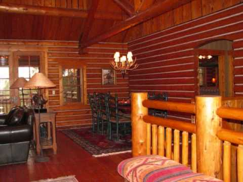 Montana Luxury Stock Farm Log Cabin Sacree For Sale
