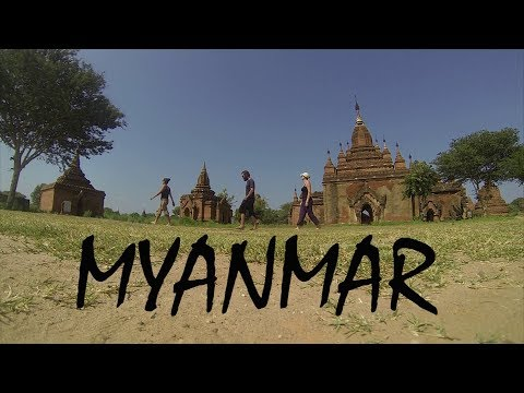 ROAD TRIP MYANMAR