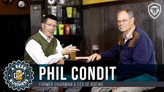 How to Lead a Startup Like a $108B Dollar Company - Former CEO of Boeing, Phil Condit