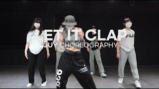 Rasheeda feat. Akon - Let It Clap    JUY Girls Hiphop CLASS ll @대전 GB ACADEMY댄스 오디션 학원
