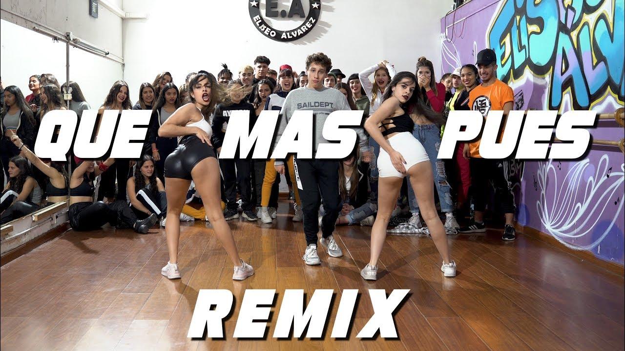 Download QUE MAS PUES REMIX - Sech | Choreography by Emir Abdul Gani