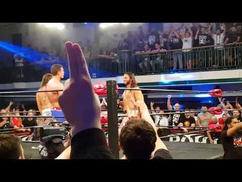 Bullet Club post London ROH show 2017