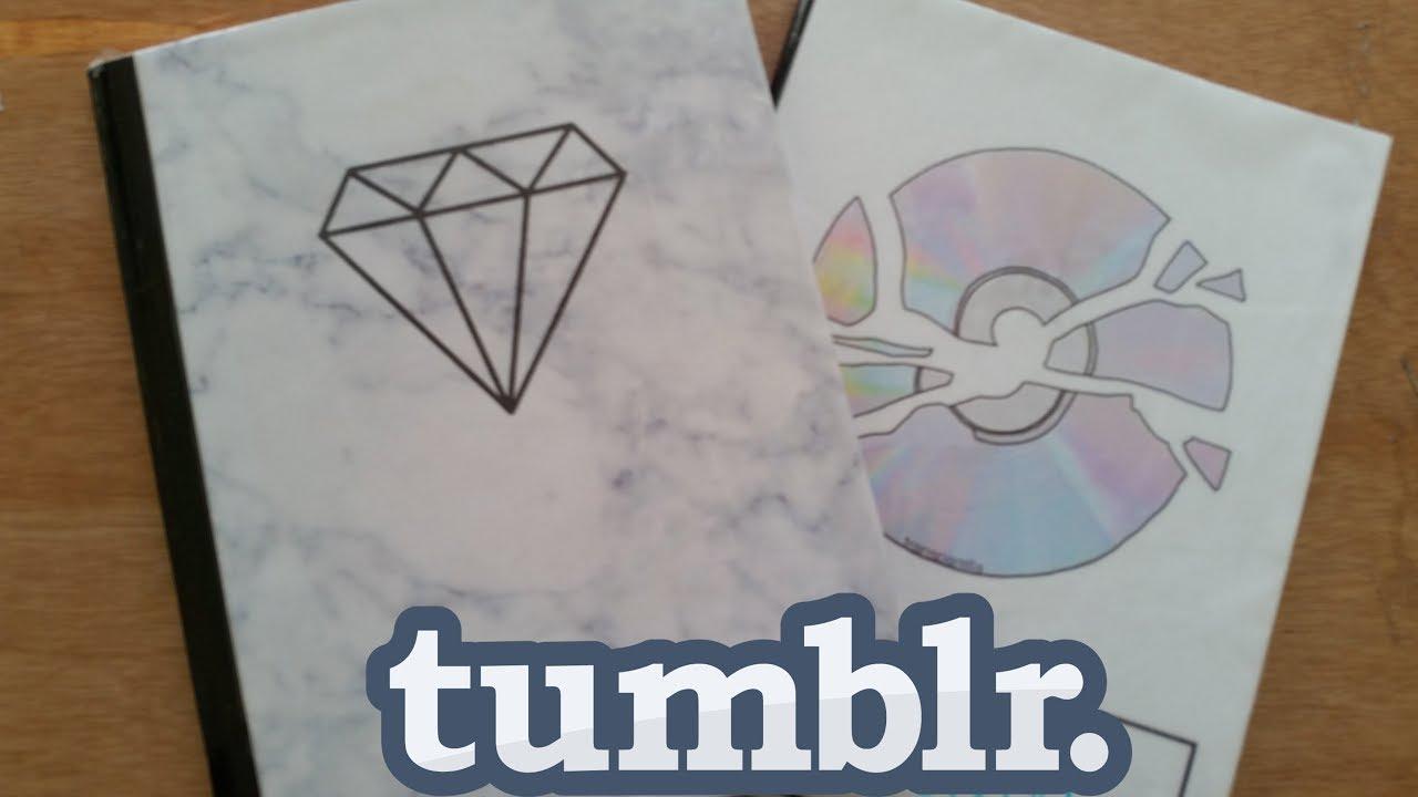 Dibujos Tumblr Faciles Para Decorar Cuadernos