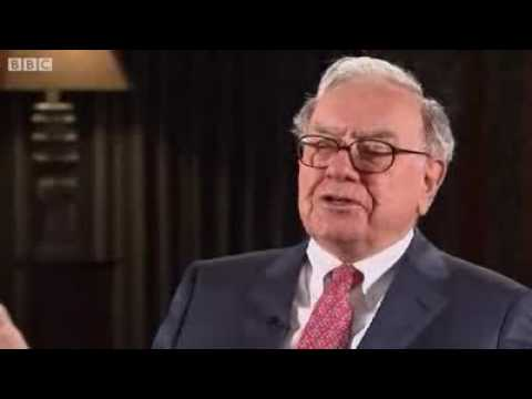 Evan Davis talks To Warren Buffett-BBC-10-25-09- Part1