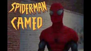 Spider-man Cameo Brightened - X-MEN Wolverine