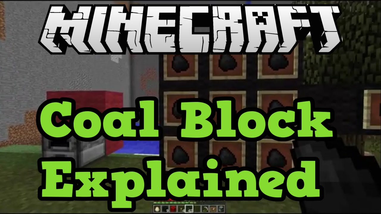 how to make coal on minecraft xbox 360