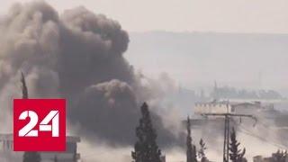Джихадисты оборонялись в руинах Алеппо