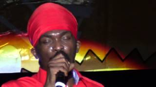 Anthony B - Brief Clip [end of song] Sunshine Promotions - Ah December to Remember, 2014 [Grenada]