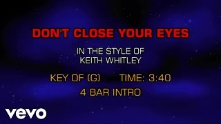 Keith Whitley - Don